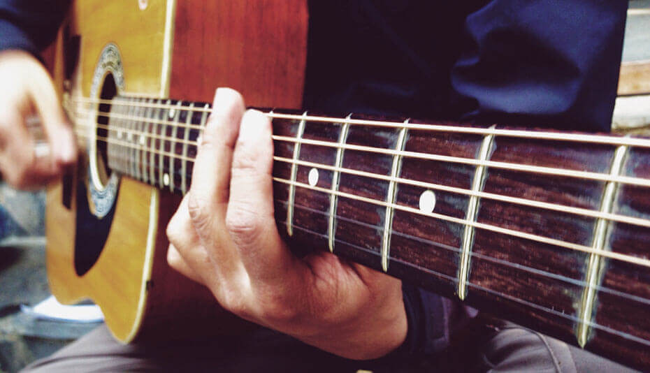 Learn How To Play Guitar Chords Tabs Notes The Definitive Guide