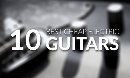 Best Cheap Electric Guitars – Buying Guide for 2019