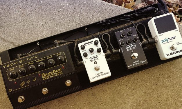Best Bass Compressor Pedal – Buying Guide for 2018