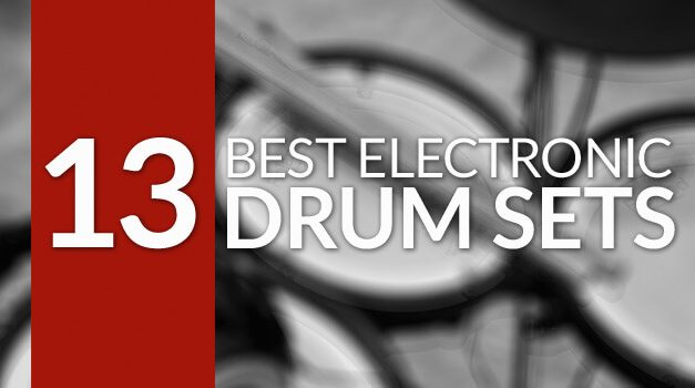 Best Electronic Drum Sets for 2018