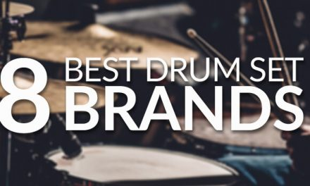 8 Best Drum Set Brands for 2018