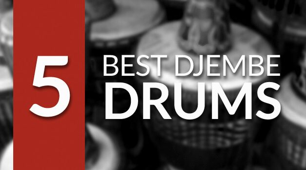 5 Best Djembe Drum Reviews [BUYING GUIDE] in 2017