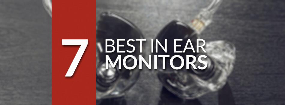 Best In Ear Monitors for Drummers in 2019