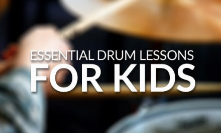 Essential Drum Lessons for Kids – Definitive Learning Guide