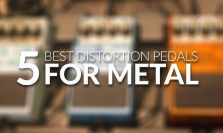Best Distortion Pedal for Metal in 2019
