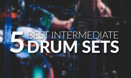 Best Intermediate Drum Sets for 2018
