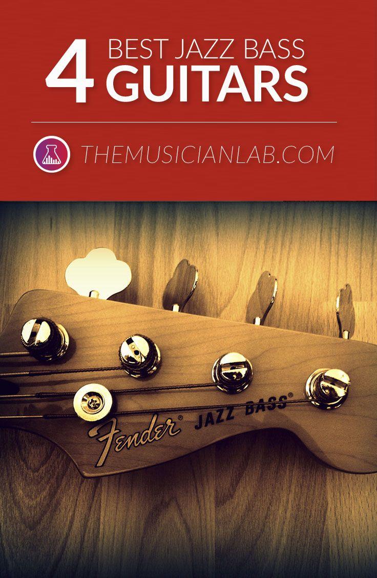 Best Jazz Bass Guitar