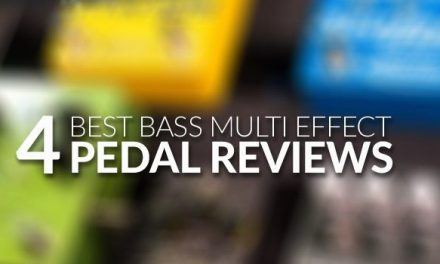 Best Bass Multi Effect Pedal for 2019