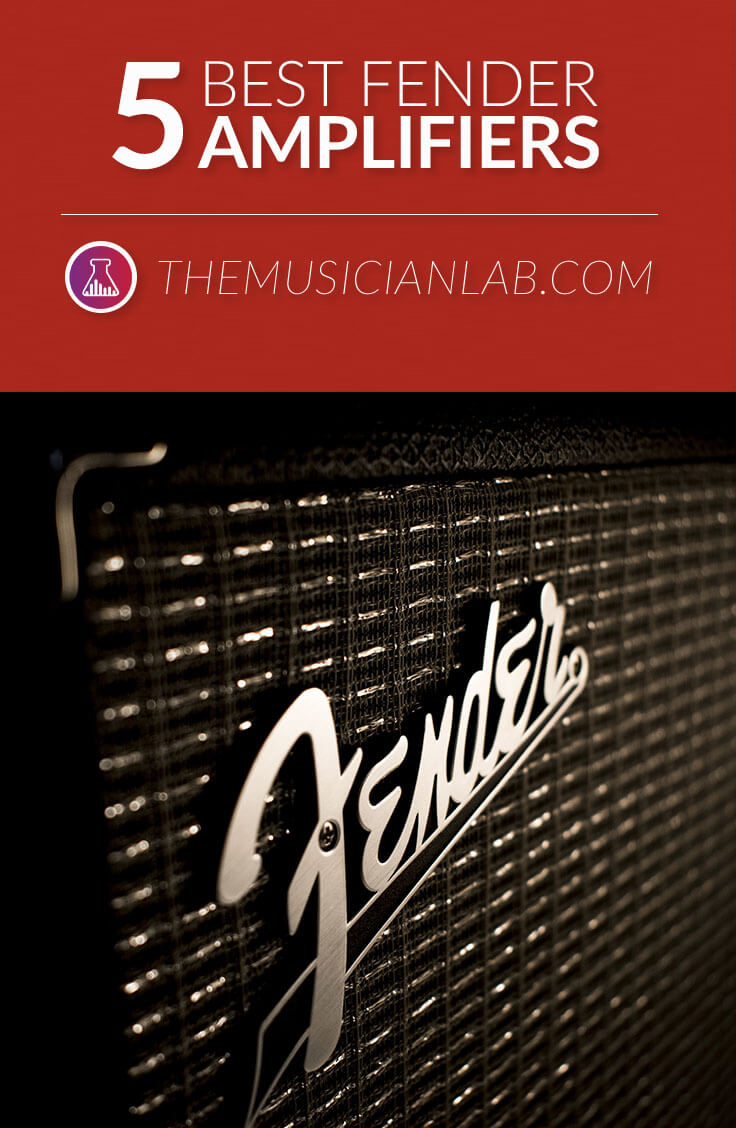 Best Fender Amp