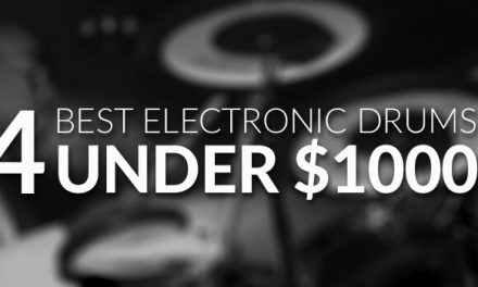 Best Electronic Drum Set Under $1000