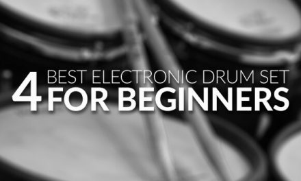 Best Electronic Drum Set For Beginners (Under $500) in 2018