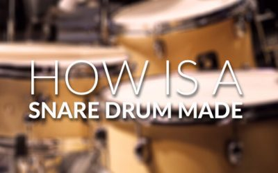 How is a Snare Drum Made?