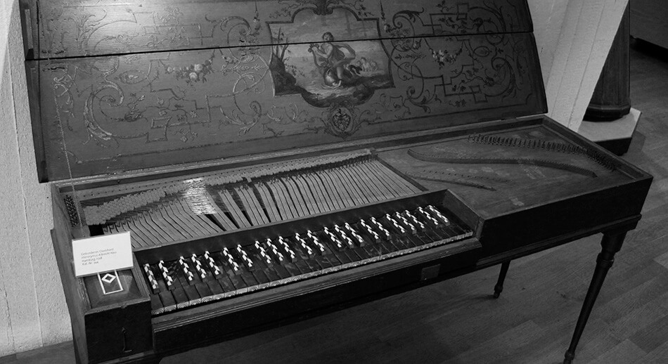 Clavichord - History of the Piano